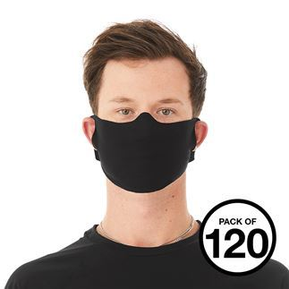 Lightweight daily face cover (single unit = pack of 120pcs)